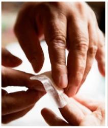 Ensiapu-, ensihoito-, hygienia- ja medikaalituotteet