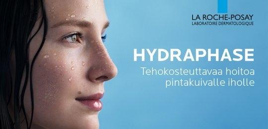 Hydraphase - Pintakuivan ihon hoito