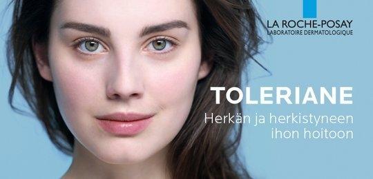Toleriane - Herkistyneen, allergisen ja atooppisen ihon hoito
