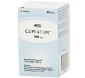 Cuplaton 100 mg kapseli, pehmeä 30