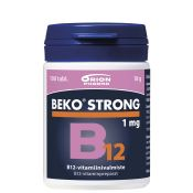 Beko Strong B12 1 mg 100 tabl.