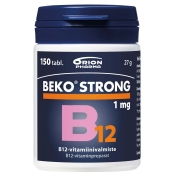Beko Strong B12 1 mg 150 tabl.