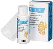 Nix 1 % shampoo päätäiden häätöön 59 ml