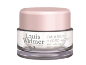 Louis Widmer Moisture Emulsion Hydro-Active UV 30, miedosti hajustettu (50ml)