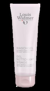 Louis Widmer Facial Wash Gel tuoksullinen 125 ml