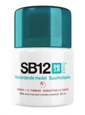 SB12 Mild Suuvesi 50 ml