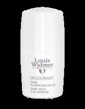 Louis Widmer Deodorantti ilman alumiinisuoloja 50ml hajusteeton tai hajustettu