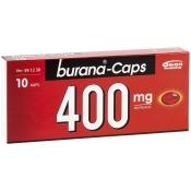 Burana-Caps 400 mg kapseli, pehmeä 10 läpipainopakkaus