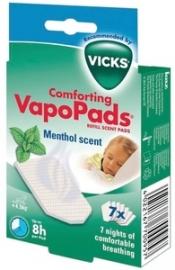 Vicks VapoPads täyttö Classic 7kpl