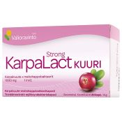 KarpaLact Strong kuuri 20 kaps.