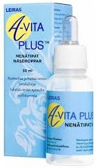 A-Vita Plus nenätipat 30 ml
