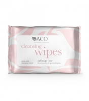 Aco Intim Cleansing Wipes 10 kpl