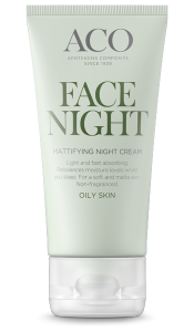 Aco Mattifying Night Cream oily skin 50 ml