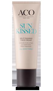 Aco Sun Kissed Self-Tanning Face Cream 50ml