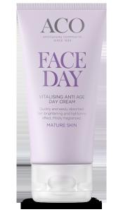 Aco Vitalising Anti Age Day Cream aikuiselle iholle 50 ml