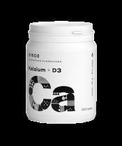 Ainoa Kalsium + D3 100 kaps