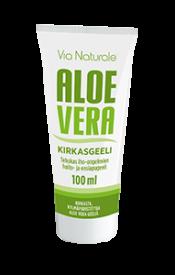 Aloe Vera geeli 100 ml