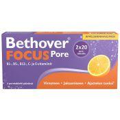 Bethover Focus appelsiini 40 poretablettia
