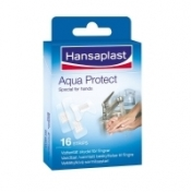 Hansaplast Aqua Protect Sormilaastari 16 kpl