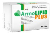 Armolipid Plus kolesterolin hallintaan 30 tabl.