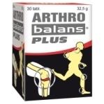 Arthrobalans Plus 30 tabl.