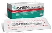 Aspirin Cardio 100 mg enterotabletti 98 läpipainopakkaus