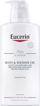 Eucerin AtoControl Bath & Shower Oil 400 ml