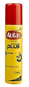 Autan Protecion Plus aerosoli 100 ml