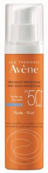 Avène Very High Protection Fluid SPF 50+ 50ml