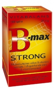 B-max Strong 100 tabl.