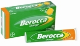 Berocca Orange poretabletti 30