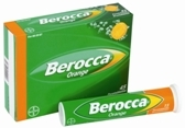 Berocca Orange poretabletti 45