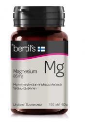Bertil's Magnesium 85 mg