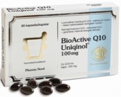 BioActive Q10 Uniqinol 100 mg 60 kaps.