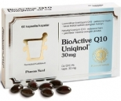 BioActive Q10 Uniqinol 30 mg 60 kaps.