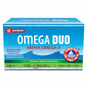 Omega DUO 120 kaps.