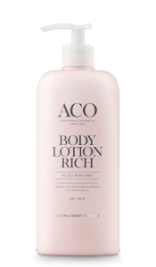 Aco Body Lotion Rich 400 ml