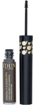 IDUN MINERALS Perfect Eyebrows Dark - kulmakarvageeli