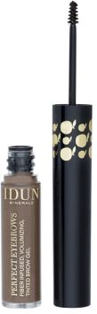 IDUN MINERALS Perfect Eyebrows Medium - kulmakarvageeli
