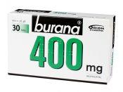 Burana 400 mg tabletti, kalvopäällysteinen 30 läpipainopakkaus
