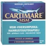 Cartimare MSM 80 kaps.