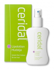 Ceridal Lipolotion Spray 100 ml