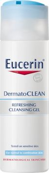 Eucerin DermatoClean Cleansing Gel 200 ml