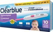 Clearblue DIGITAL -ovulaatiotesti 10 kpl