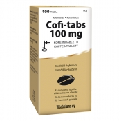 Cofi-tabs 100 mg 100 tabl.