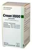 Creon 10 000 enterokapseli, kova 100
