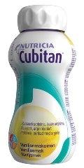 Cubitan vanilja 4x200 ml