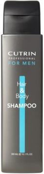 Cutrin For Men Hair & Body Shampoo 300 ml