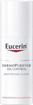 Eucerin Dermopurifyer Oil Control Mattifying Fluid 50 ml