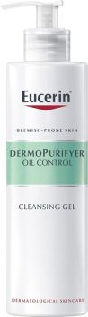 Eucerin Dermopurifyer Oil Control Cleansing Gel 200 ml